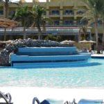 Swimming Pool im Palm Beach Resort Hurghada