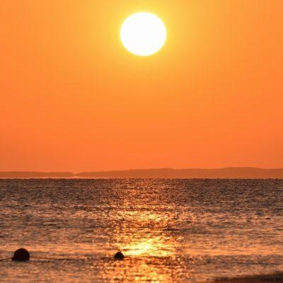 Sonnenaufgang Vollendung