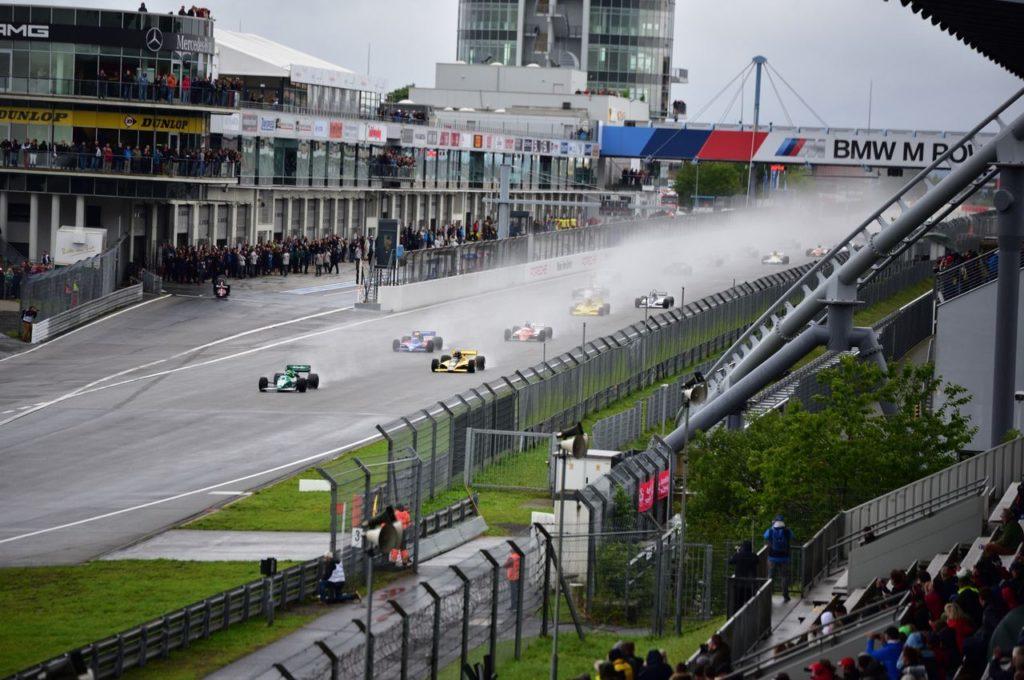 AVD Oldtimer Grandprix Nuerburgring 2017