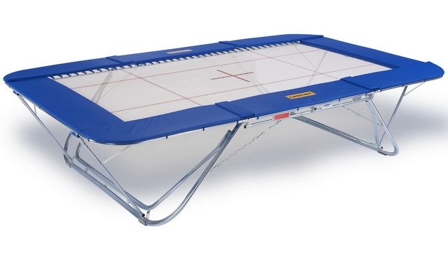 Eurotramp Grand Master Trampolin