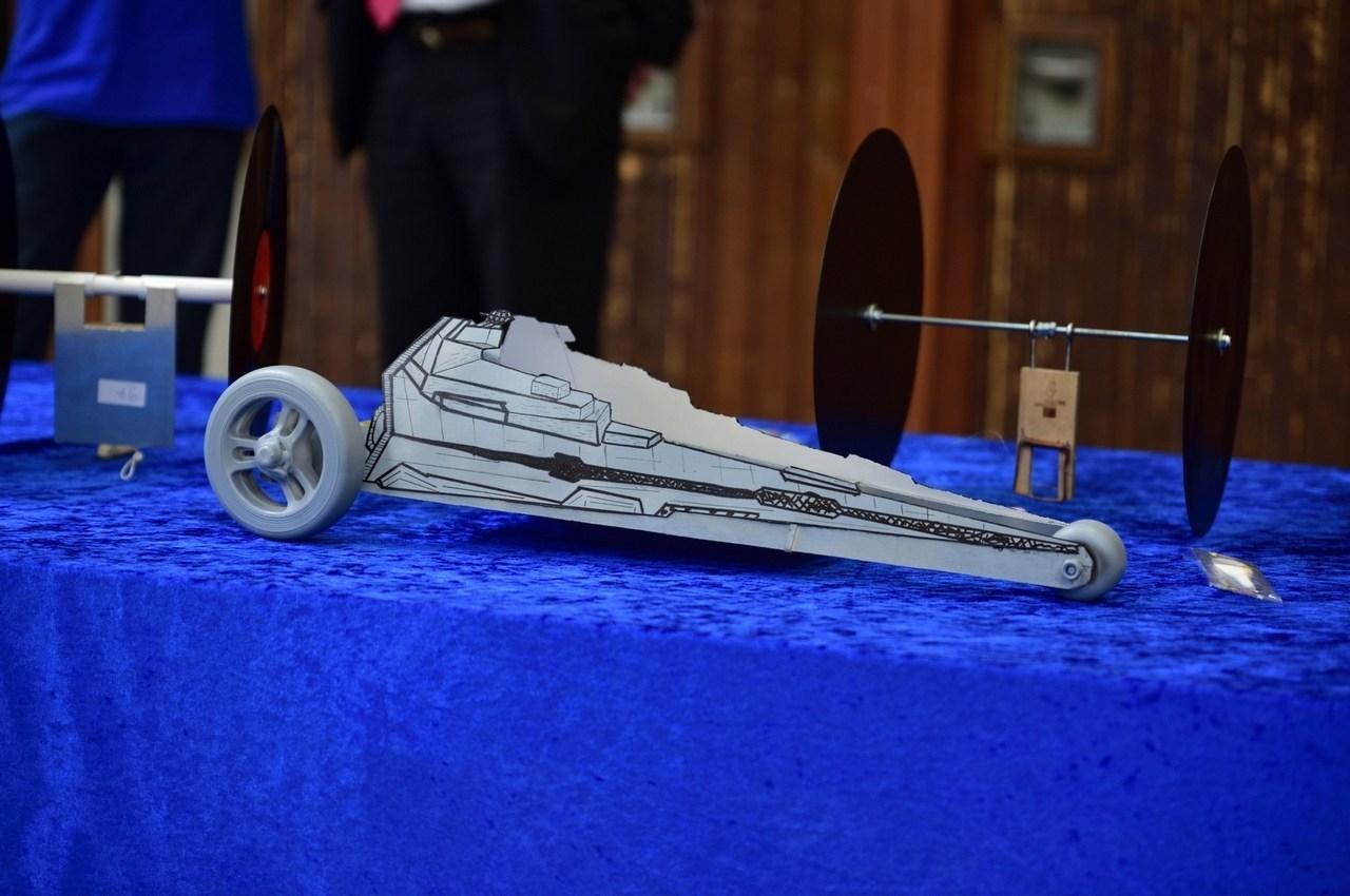 Star-Wars-Style Konstruktion