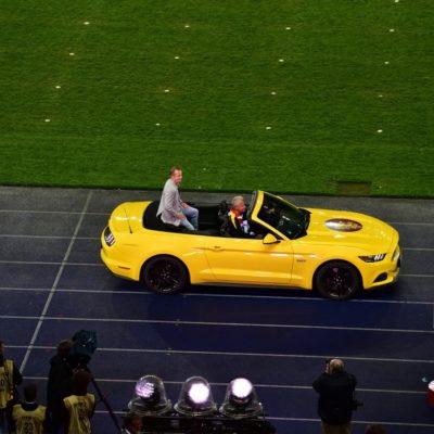 Fabian Hambüchen Olympiastadion