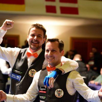 Team Austria freut sich ....