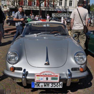 Porsche 356 B Cabrio Bj. 1961