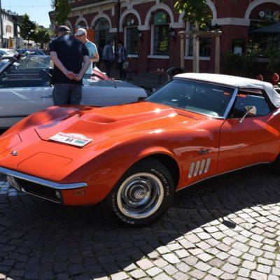 Corvette Cabrio C3 Bj. 1969