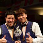 Billard Weltmeister im Dreiband 2018 Team Korea