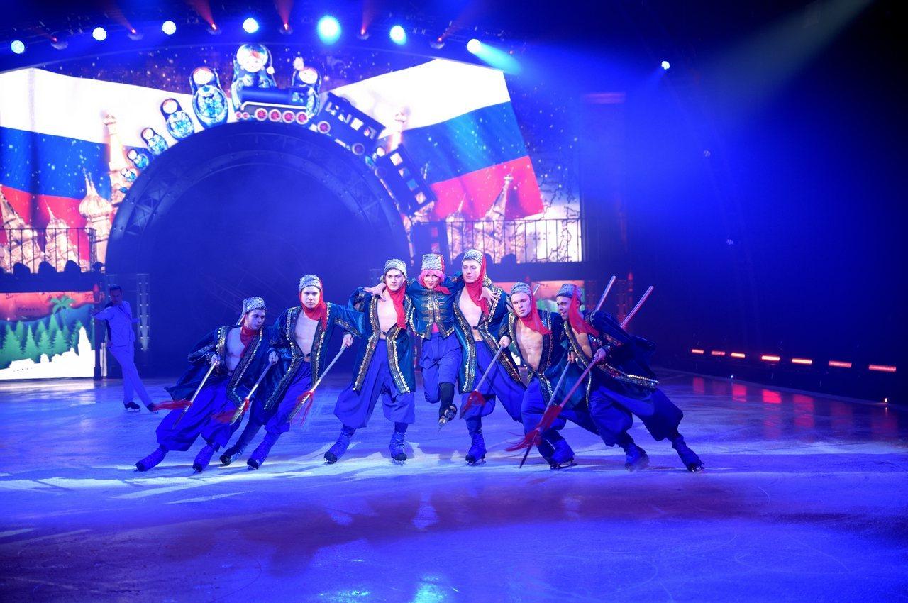 Tanz auf dem Eis